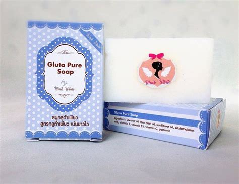 Asli Gluta Lotion gluta soap by wink white sabun pemutih