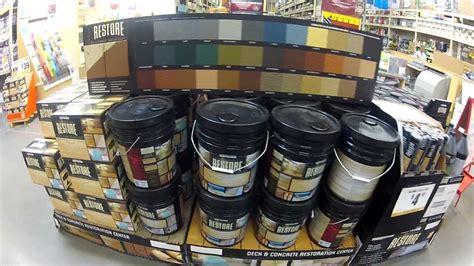 Restore Deck Liquid Armor Resurfacer by Restore Liquid Armor Deck Resurfacer At Home Depot