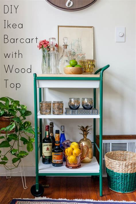 sunnersta ikea hack 25 best ideas about ikea bar cart on pinterest ikea