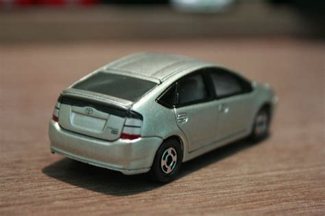 1 64 Die Cast Toy Cars Tomica Toyota Prius 2nd Gen
