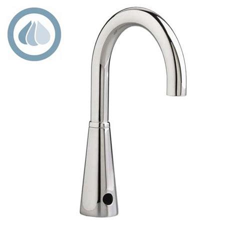 American Standard Selectronic Faucet american standard 6055 165 selectronic 0 5 gpm electronic