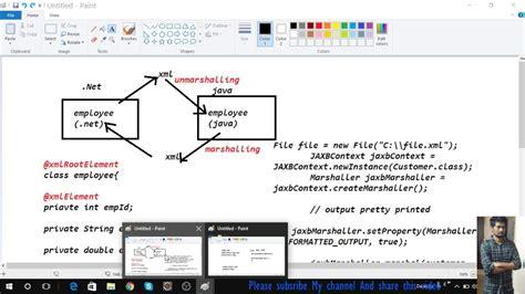 jaxb tutorial read xml generating classes from xml schema jaxb tutorial part 2