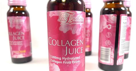 Collagen Drink K Link collagen drinks how real are they the junkee