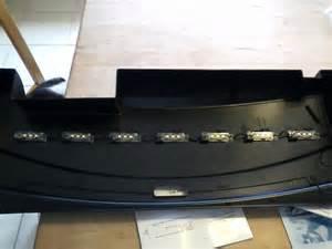 Top Fin LED hood..