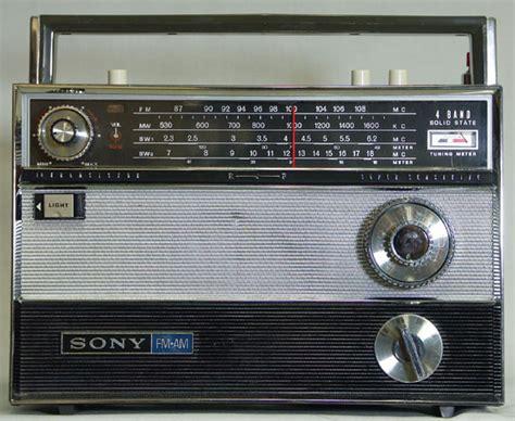sony tfm wb tfm  sony tfm  radio