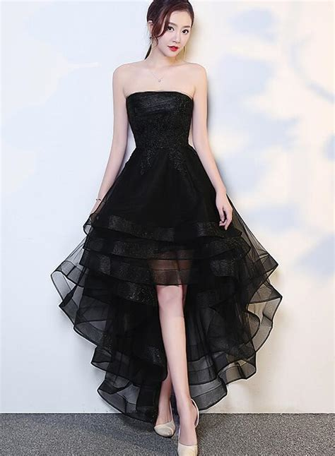 Simple Black Dress For Party