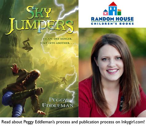 random house children s books interview peggy eddleman and sky jumpers random house children s inkygirl guide