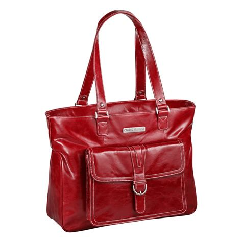 Turn Heads With The Ives Laptop Bag by 17 3 Quot Stafford Vintage Leather Handbag Clark