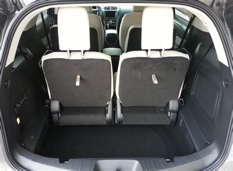 ford edge seating 3rd row 2016 suv with 3rd row seats autos post