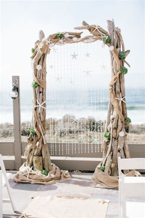 love the lighted arches ditto really cool especially at night i m sure for the home 36 wood wedding arches arbors and altars weddingomania