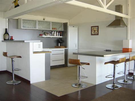 maison avec cuisine americaine ophrey com modele cuisine villa pr 233 l 232 vement d