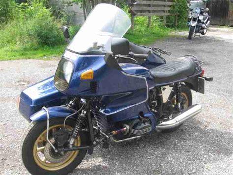 Motorrad Gespann Unfall by Bmw Motorrad Gespann 100 Rt Top Zustand Bestes Angebot
