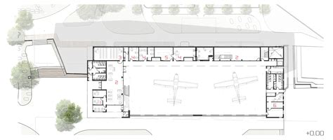 Boeing 787 Floor Plan by Gallery Of Paradive Schwartz Besnosoff Architects 18