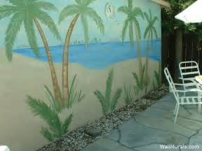 Outdoor Wall Mural Outside Wall Murals By Colette Murals Painted Outside