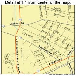 salisbury carolina map 3758860