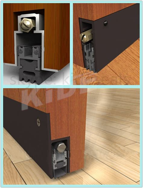 Door Sweeps For Interior Doors Interior Door Bottom Sweep Automatic Drop Buy Interior Door Bottom Sweep Automatic Drop