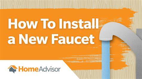 how to install a new kitchen faucet how to install a new faucet kitchen faucet replacement