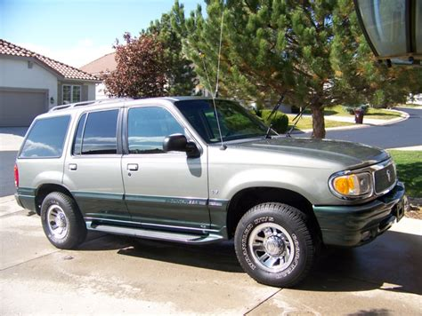how does cars work 1998 mercury mountaineer parking system 1999 mercury mountaineer pictures cargurus