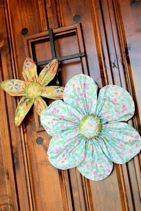 How To Make Paper Mache Flowers - paper mache flowers