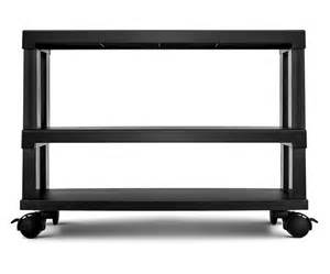 tv stands on wheels 3 tier lcd led tv stand entertainment rack with wheels