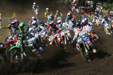 ama amatuer motocross ama pros will tear through the dirt and soar above the