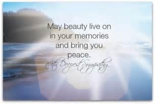 sympathy card quotes quotesgram