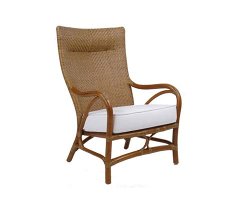 Rattan Indoor Chair by Santa Barbara Lounge Chair Rattan Material Indoor