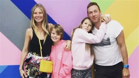 Gwyneth Paltrow and Ex Chris Martin Celebrate Daughter