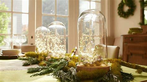 Three Step Christmas Centerpieces