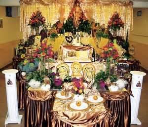 pin st joseph table feast josephs day altar on