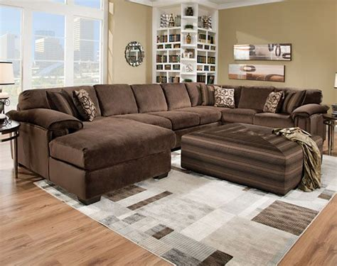 big couches living room rhino beluga 3 pc sectional sofa living rooms american