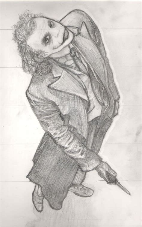 imagenes del joker para dibujar the joker blanco y negro by pansyblack on deviantart