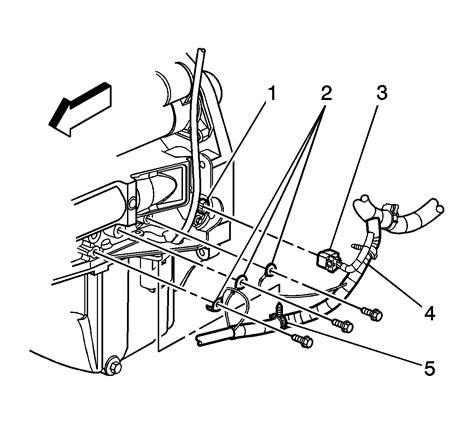 Repair Instructions Crankshaft Position Sensor