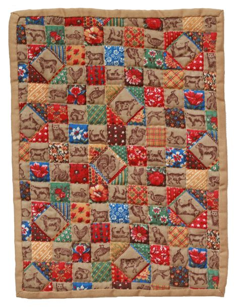 Patchwork Org - 1000 images about quilts miniature on