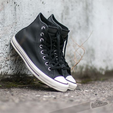 Converse Ct High Black converse ct all high black black footshop
