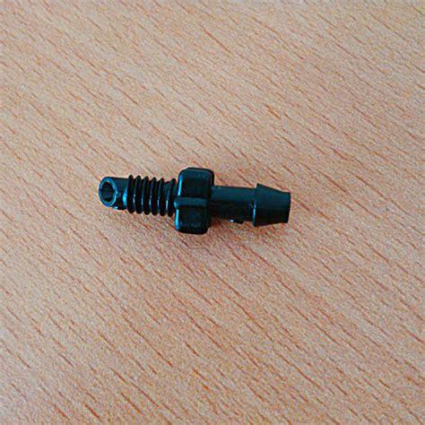 Nepel 5mm nepel ulir 7mm alat hidroponik