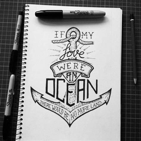 tattoo inspiration anchor anchor drawing pretty neat tattoo ideas pinterest