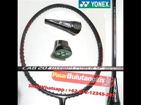 Raket Yonex Power 27 raket yonex carbonex 20 ti power spesifikasi