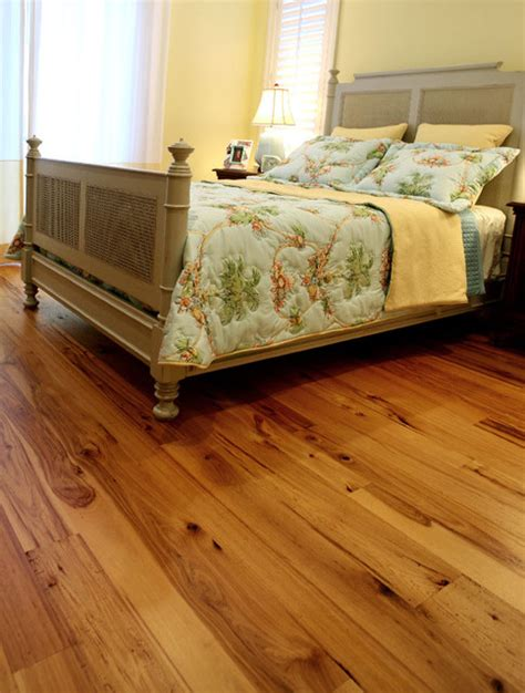 reclaimed hickory hardwood flooring traditional