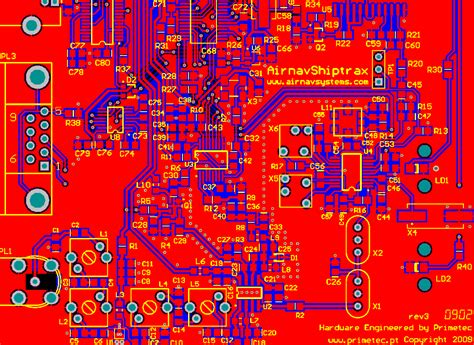 rf design guidelines pcb layout primetec r d in radio frequency