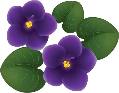 violet clipart royalty free violets clip vector images