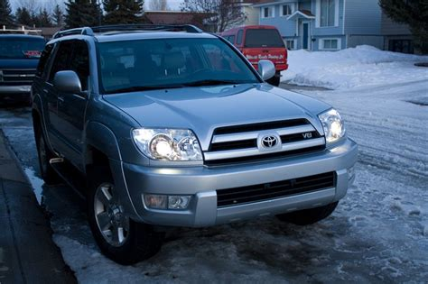 2004 toyota 4runner lights aftermarket projector headlight toyota 4runner forum