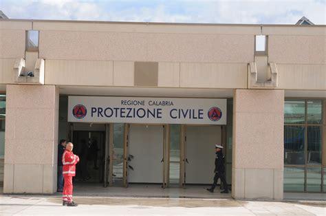 sede protezione civile reggio calabria inaugurata al cedir la nuova sede della