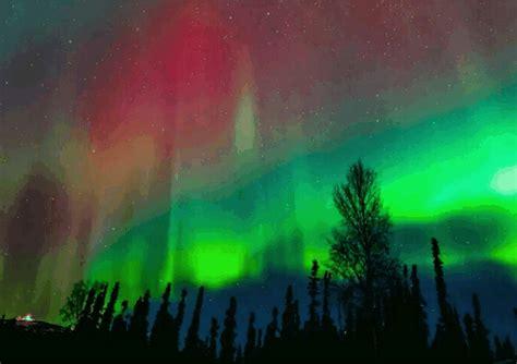 Northern Lights Aurora Borealis Gif Find Share On Giphy Lights Gif