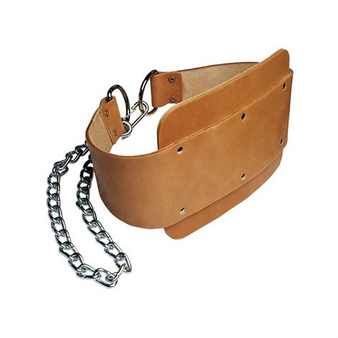 solid ma330 leather dip belt