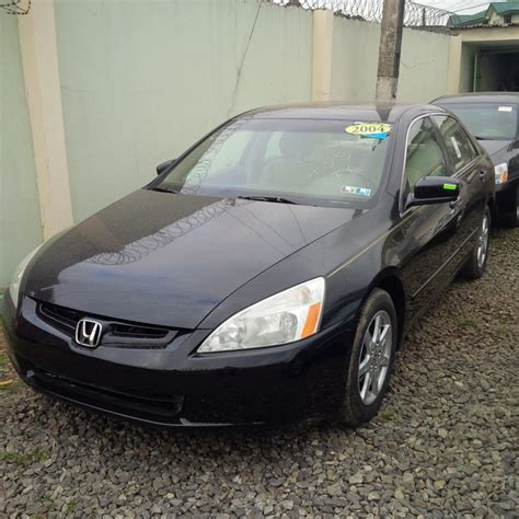 5 units of tin can cleared 2003 04 honda accord autos