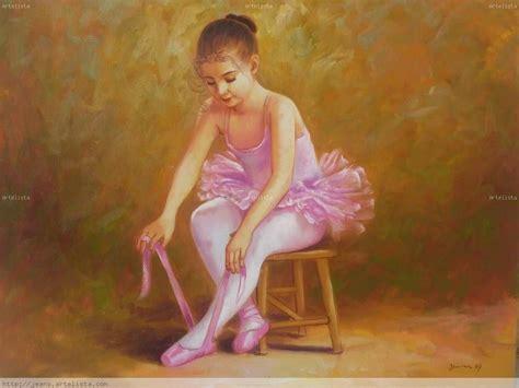 cuadros de bailarinas de ballet pinturas de bailarinas de ballet buscar con google a