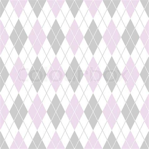 seamless argyle pattern argyle seamless pattern stock vector colourbox