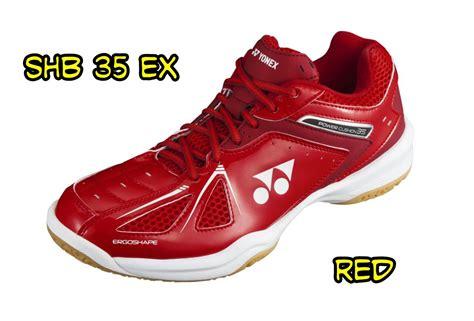 Sepatu Badminton Yonex Ace 03 Coral Original jual perlengkapan olahraga bulutangkis badminton