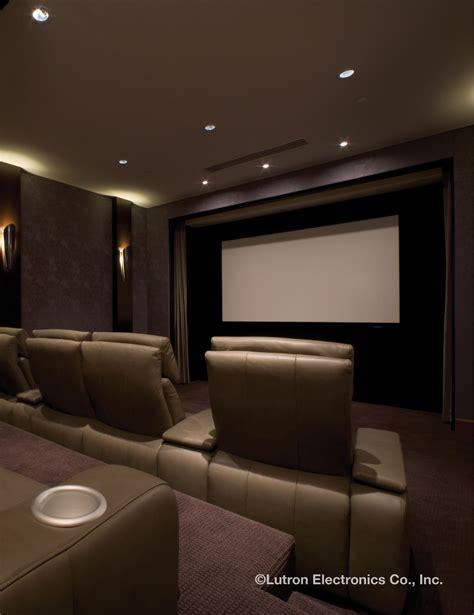 relax  enjoy home entertainment   lutron light